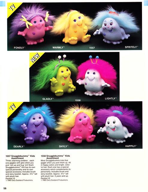 Bums-Bums / Snugglebumms (Playskool, MB) 1984 6809940920_7a00489183_z