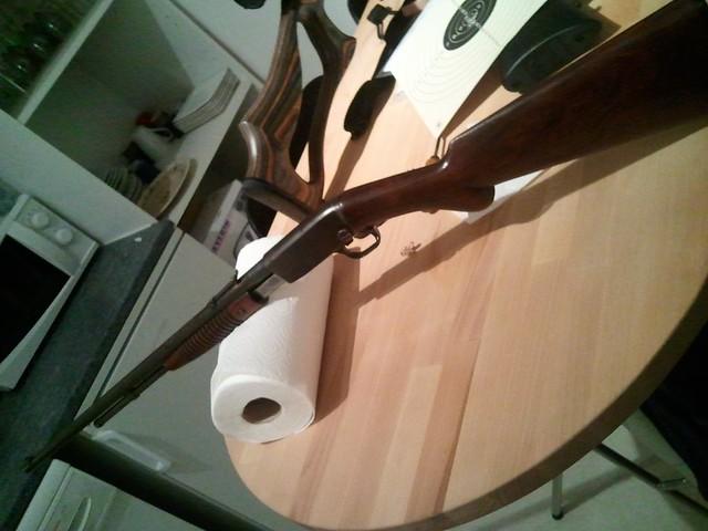 Browning tronbone & Savage MkII FV Custom 6810719412_e8f47b077f_z