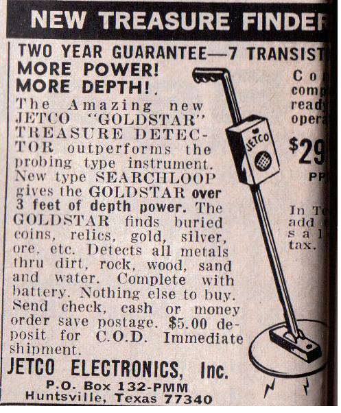 Detectores antiguos, (anuncios) 6837542574_5e134bb039_z