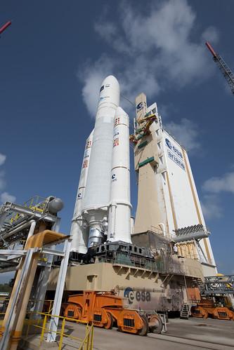 Ariane 5 V205 [ATV-3]: Lancement 7005242307_b600b06808