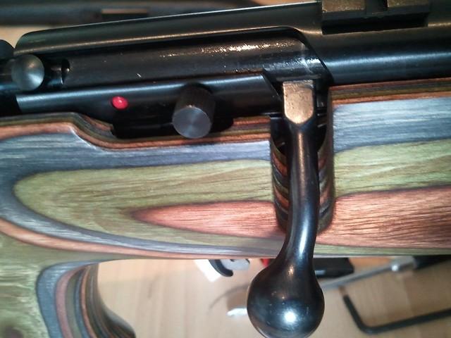 Browning tronbone & Savage MkII FV Custom 6810586836_9be846c8eb_z
