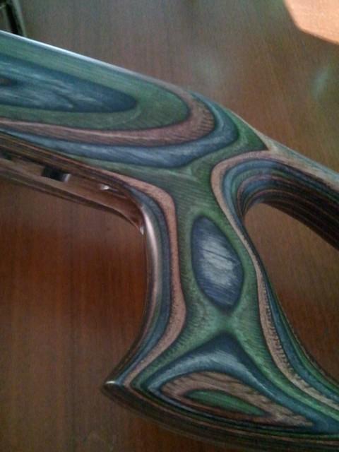 Browning tronbone & Savage MkII FV Custom 6797186532_4d17c84821_z