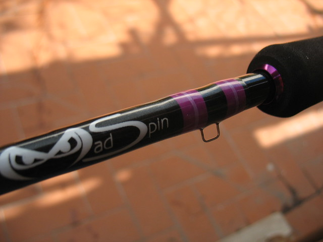 [spin] My pink rod 7098319399_925fc0a2b5_z