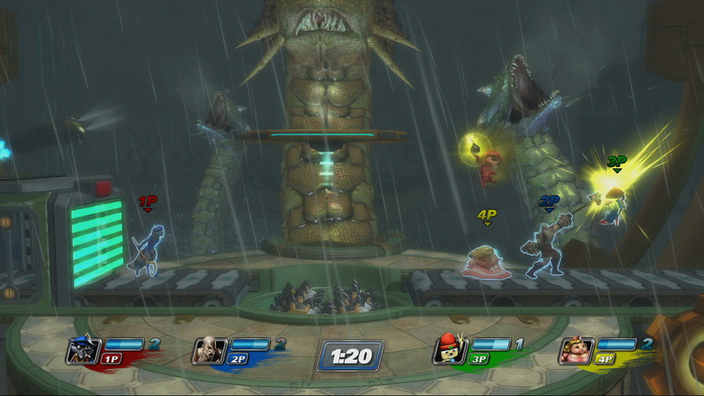 [GAME] PlayStation All-Stars Battle Royale - Smash Bros da SONY, começa a se revelar! 6971584810_67dd11c7db_b