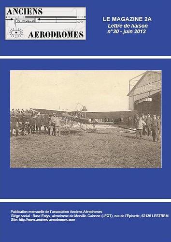 Magazine de l'association Anciens Aérodromes 7375836276_fcdec980f1