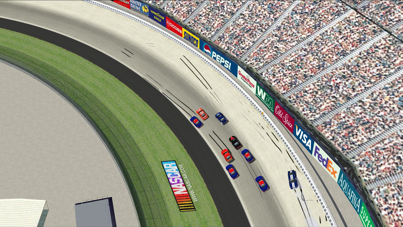 Hell This Sour Cream Dip is Good 100k @ Dover [62 Laps] 7298702990_82b5b3078d_h
