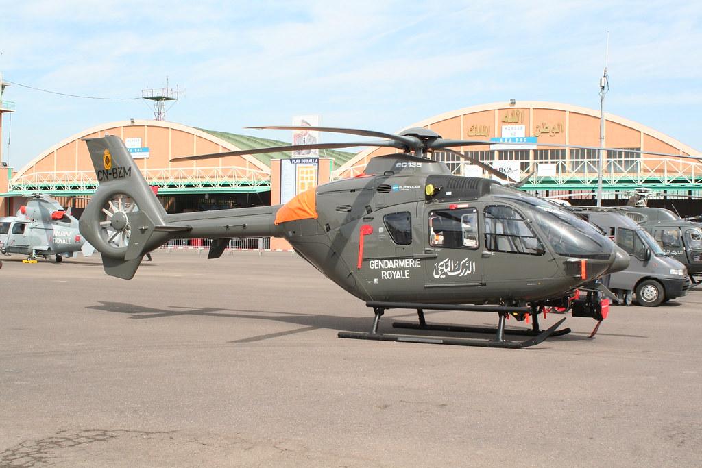 Gendarmerie Royale a Marrakech AeroExpo  2012 6911807092_03dffeb194_b