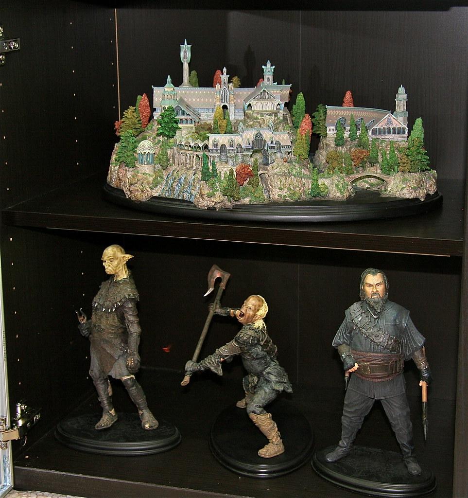 [Coleção] Lord Of The Rings  7155435001_4e5ca5a4d0_b