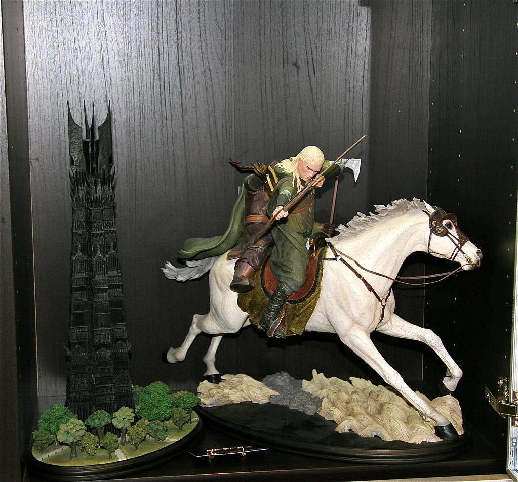 [Coleção] Lord Of The Rings  7340640178_e1eb544fa6_b