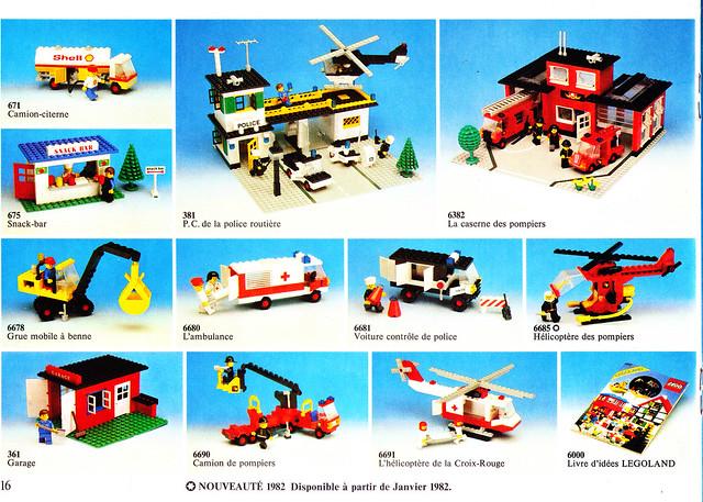 Lego City (Vintage) 7396353650_fa60f3f730_z