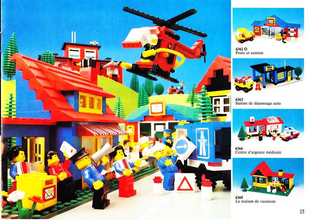 Lego City (Vintage) 7396349414_7ef7614d6f_z