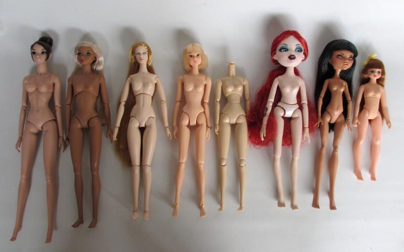 Comparaisons corps fashion dolls: images & liens 7850446902_095911fb0a_b