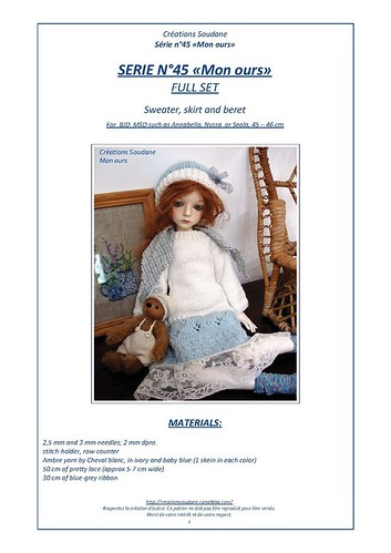 Журналы с выкройками. (Piegrieztņu MIXlis - Momoko, bjd, Blythe, Pullip, Barbie utt) - Page 2 7070843823_14a679f697