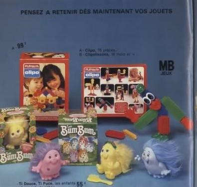 Bums-Bums / Snugglebumms (Playskool, MB) 1984 7115191631_11771704ce