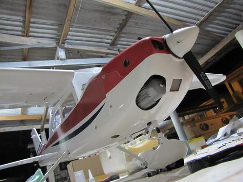 Montagem do Cesna 40 The World Models 7604874082_f10427b6c2