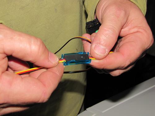 Montagem do Cesna 40 The World Models 7604816900_ae033da241