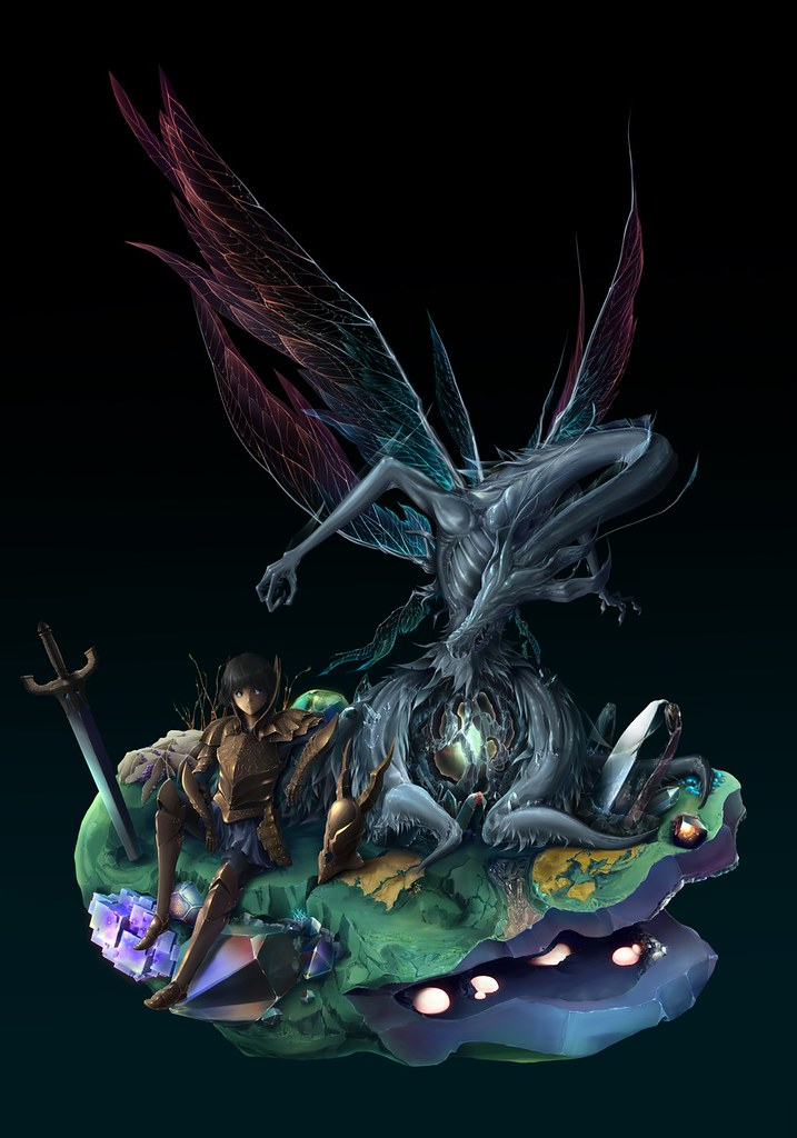 Dark Souls Image Thread 8169721599_3aa3fa22b8_b