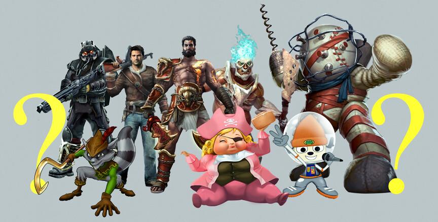 [GAME] PlayStation All-Stars Battle Royale - Smash Bros da SONY, começa a se revelar! 7510794928_7b63100a3f_b