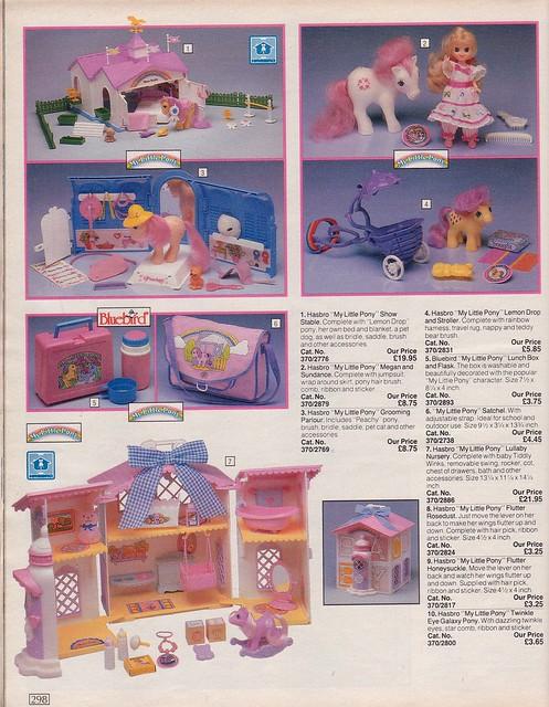 Mon Petit Poney (HASBRO) 1982 - 1994 7110288775_f9f0bc1009_z