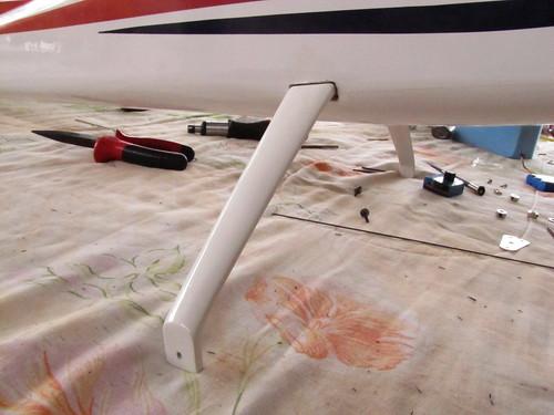 Montagem do Cesna 40 The World Models 7592192026_9113c38097