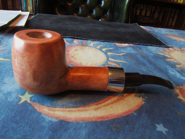 First attempt at making a poker pipe. 6720226369_bc8e65637c_z