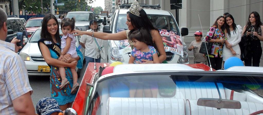 The Official Thread of MISS EARTH® 2011 Olga Alava, Ecuador - Page 2 6592160115_3ebf50b9db_b