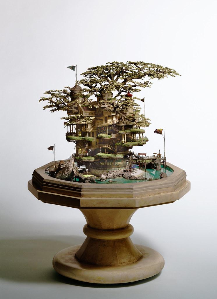 [gallerie] Les maquettes de Takanori Aiba 6844481209_dc38502dc1_b