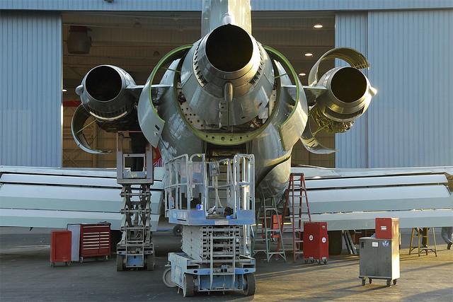 Boeing 727 Fuerza Aérea Mexicana 6484148237_5c15ae491d_z