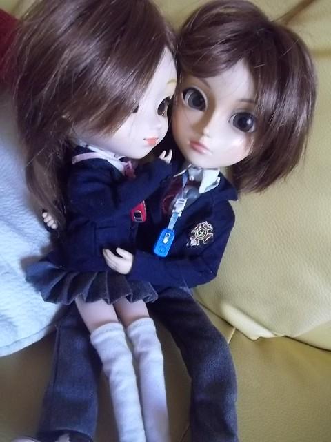Mes dolls (pullip, taeyang, J-doll, classmate...) 6659700843_c23dc931fb_z