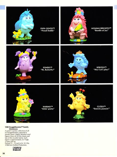 Bums-Bums / Snugglebumms (Playskool, MB) 1984 6809908310_5f2fe2c0f6_z