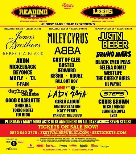 Reading Festival and Leeds - Página 3 6875629351_eb7b990c83