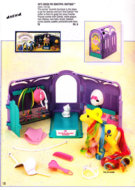 Mon Petit Poney (HASBRO) 1982 - 1994 6830544746_5a9961eabd_z