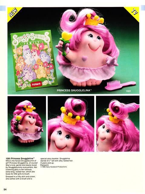 Bums-Bums / Snugglebumms (Playskool, MB) 1984 6809934456_1efa13a24c_z