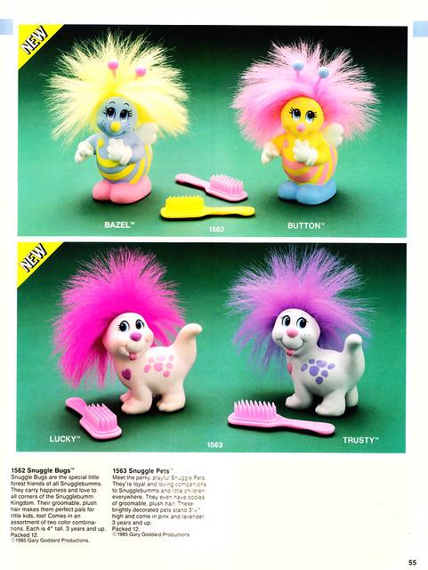 Bums-Bums / Snugglebumms (Playskool, MB) 1984 6956047811_f74fcbd037_z