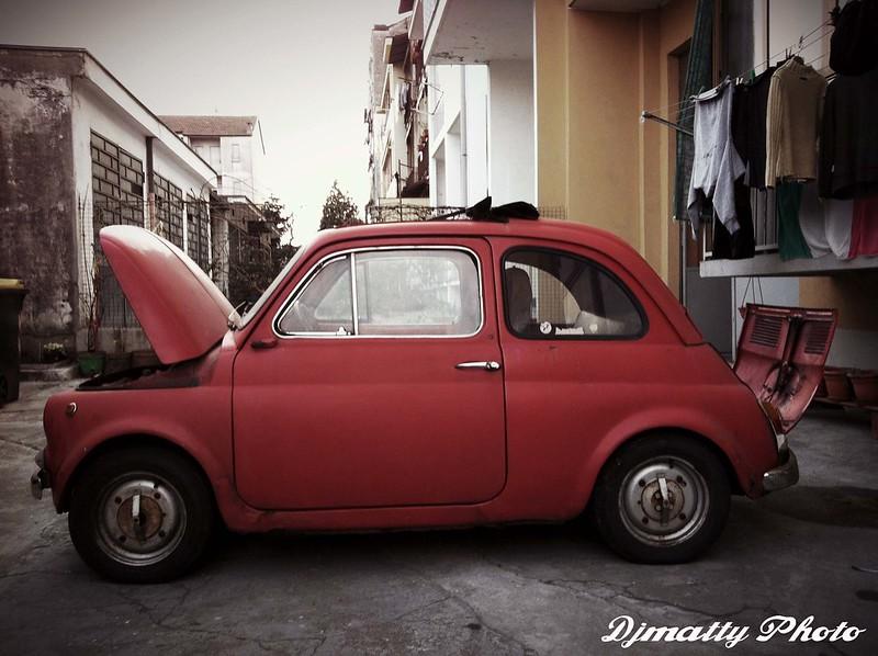 Fiat 500 6803763042_cec44cc22b_c