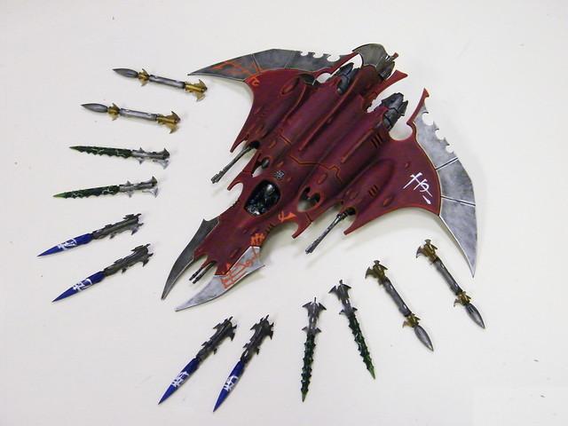 Razorwing Jetfighters and Voidraven Bombers 6917132601_db7fbd0f11_z