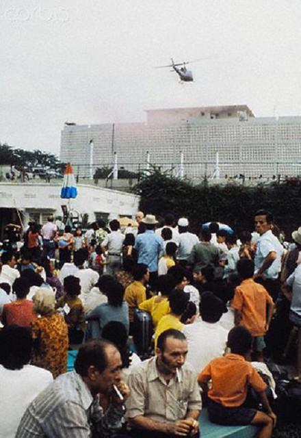 Ngày 30-4-1975, Hoa Kỳ chạy khỏi VNCH 7039597241_702263662a_z