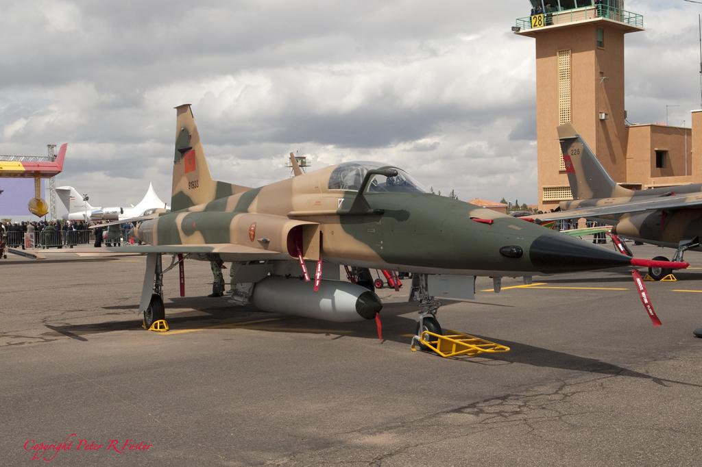 Photos des FRA à l'AeroExpo 2012 / RMAF in the Marrakech AirShow 2012 - Page 2 7073312313_cb9e54ab2c_b