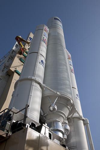 Ariane 5 V205 [ATV-3]: Lancement 7005241881_8136ec19da