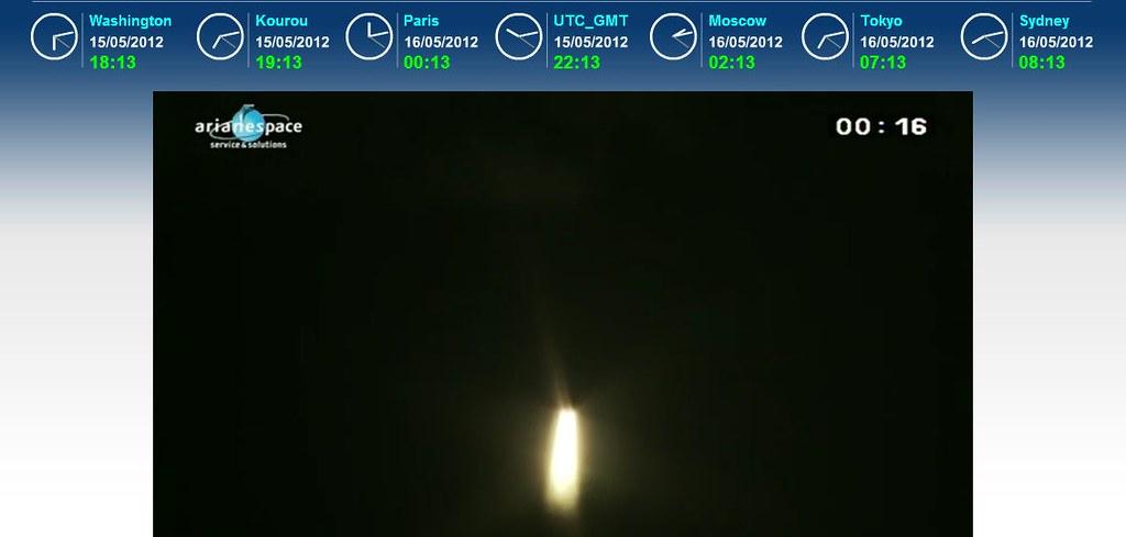 Lancement Ariane 5 ECA VA206 / JCSAT-13 + VinaSat-2 - 15 mai 2012 - Page 2 7205916936_c2aa2a4819_b