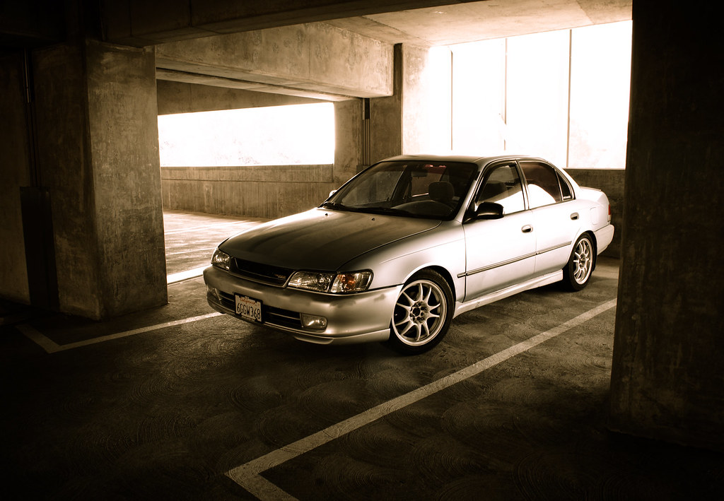 KennyDang91's Corolla 95 (Warning: Tons of pics on page 1) 7222758506_8c86c6511f_b