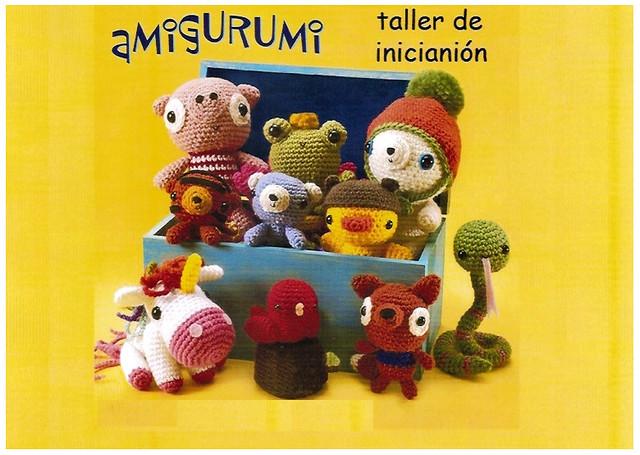 Taller Amigurumi 7221992990_e5afdf0c48_z