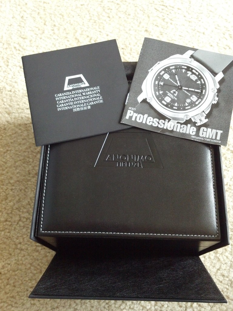 Anonimo Professionale GMT Waffle 7129420697_6f21ee2299_b