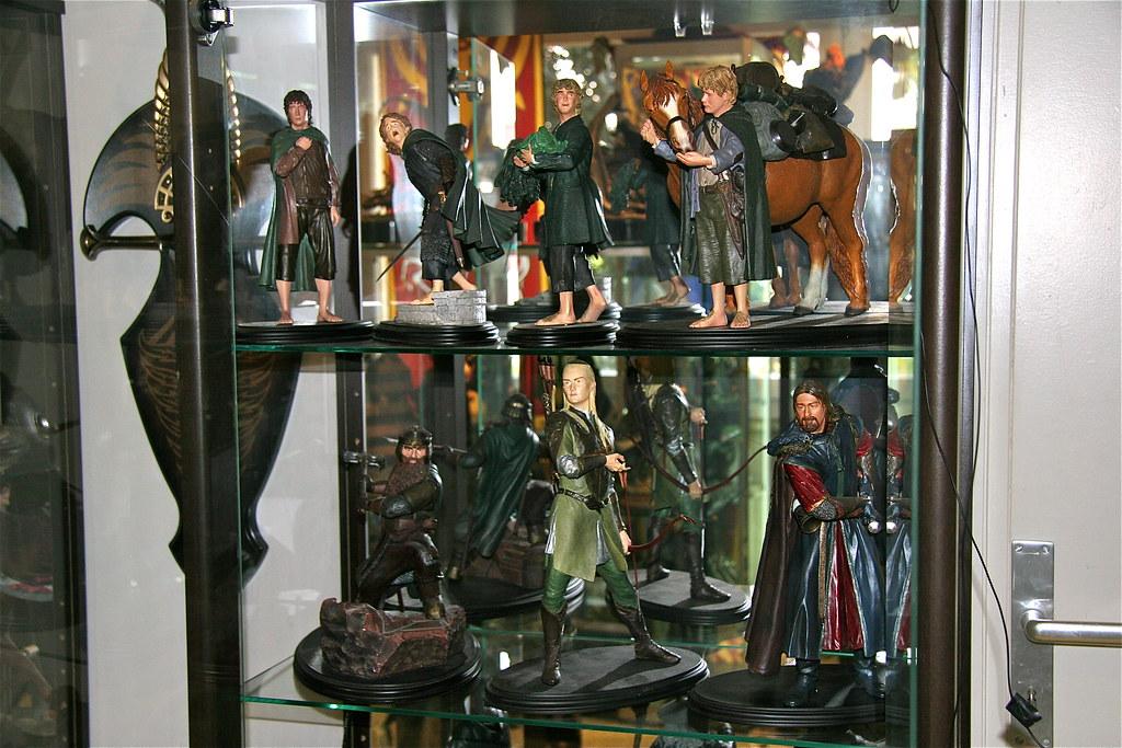 [Coleção] Lord Of The Rings  7340638582_207b436472_b