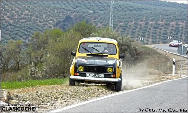 CRÓNICA XII RUTA CLASICOCHE // Por las Sierras de Jaén // 1 de abril de 2012 - Página 3 6896520238_976f99ec9d_z