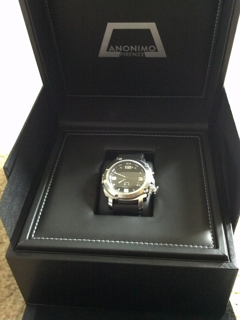 Anonimo Professionale GMT Waffle 6983336496_6ea63419af_b