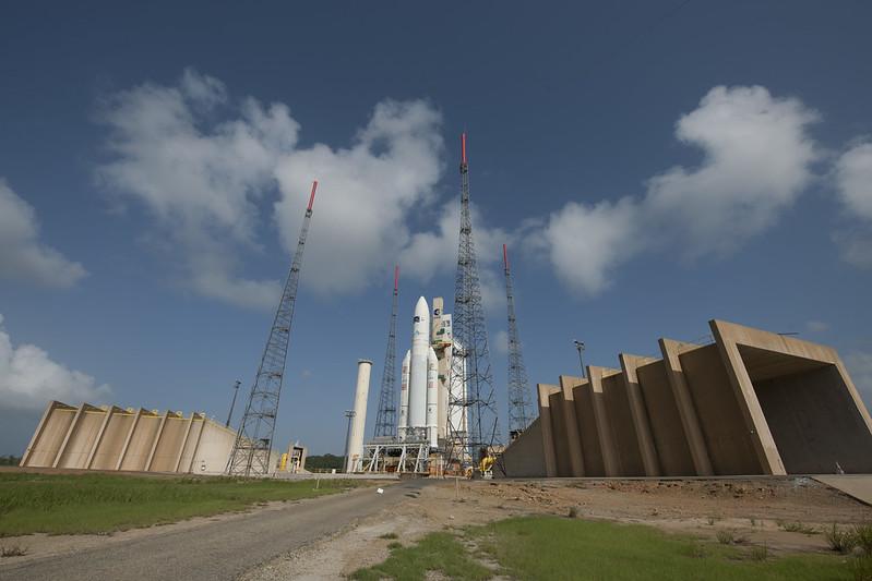 Ariane 5 V205 [ATV-3]: Lancement 7005242251_c344e998ca_c