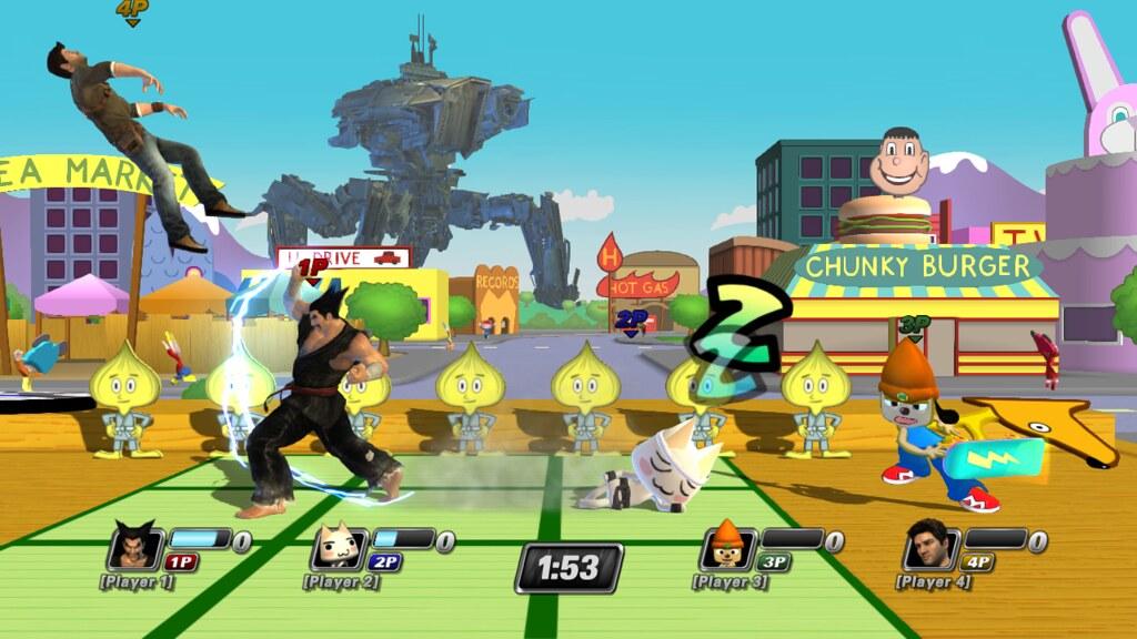 [GAME] PlayStation All-Stars Battle Royale - Smash Bros da SONY, começa a se revelar! 7517011930_e6e68cd863_b