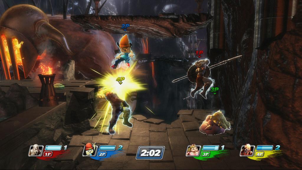 [GAME] PlayStation All-Stars Battle Royale - Smash Bros da SONY, começa a se revelar! 6971584916_6face66429_b