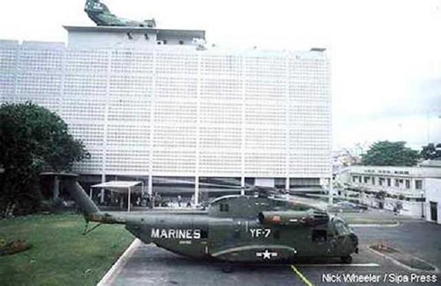 Ngày 30-4-1975, Hoa Kỳ chạy khỏi VNCH 7039595959_5930f6734b_z